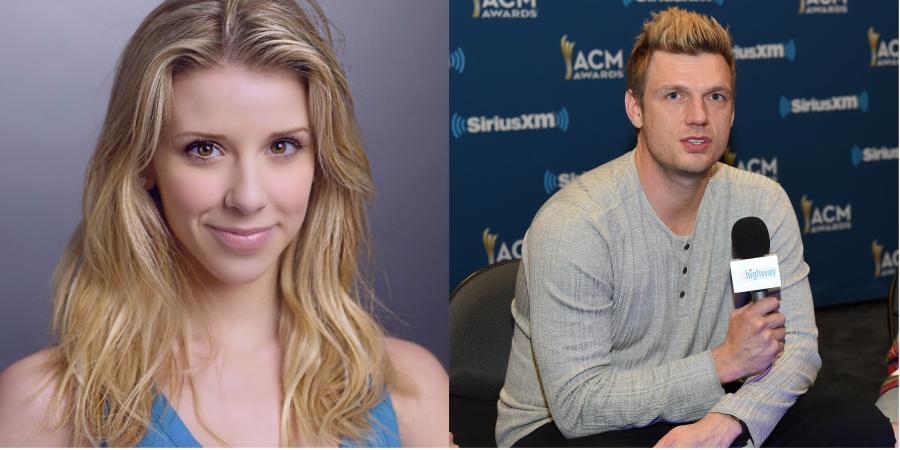 """Após acusação de assédio, Melissa Schuman manda recado para Nick Carter na TV: """"Te perdoo""""; assista!"""