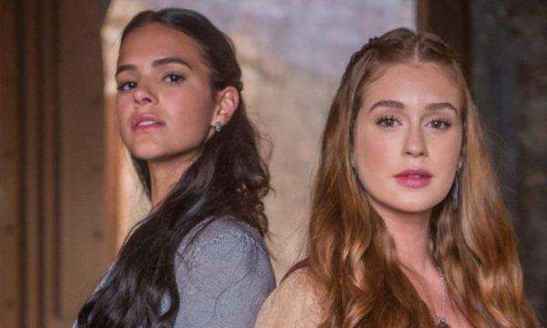 'Deus Salve o Rei': Rivais, Catarina e Amália descobrem que são irmãs; confira desfechos da trama!