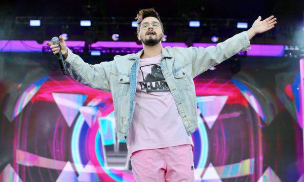 Entrevista: Luan Santana fala das expectativas para o 'Só Toca Top' e entrega ajudinha especial no palco