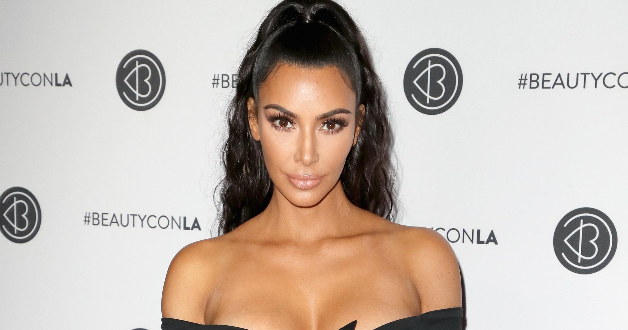 """Perfil de Kim Kardashian no Instagram dá unfollow em todos e ela se manifesta: """"O que está acontecendo?"""">"""