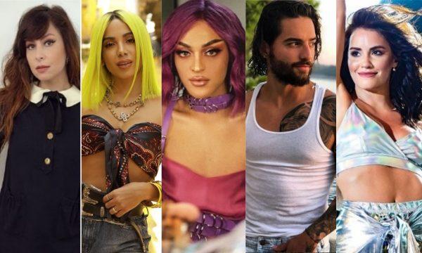Clipe Inédito de Maluma; Vídeo de 'Medicina' de Anitta; Parceria de Pabllo com Lali e Nova (mesmo!) da Pitty são destaques dos 'Lançamentos de Sexta'