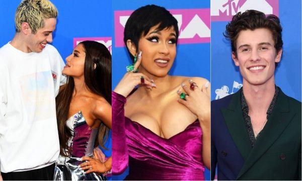 'VMA 2018': confira os principais looks do tapete vermelho da premiação