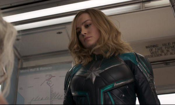 'Capitã Marvel' ganha primeiro trailer eletrizante; assista!