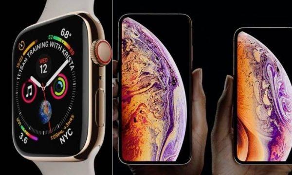 Apple anuncia três novos iPhones e Apple Watch poderoso; vem ver tudo!