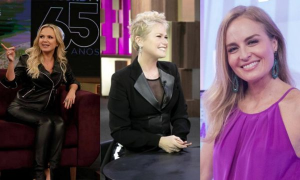 Eliana nega rivalidade com Xuxa e Angélica, e revela ter recorrido a sexóloga para apresentar programa
