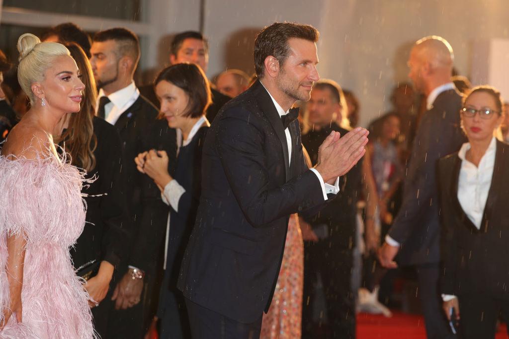 A Star Is Born Red Carpet Arrivals – 75th Venice Film Festival