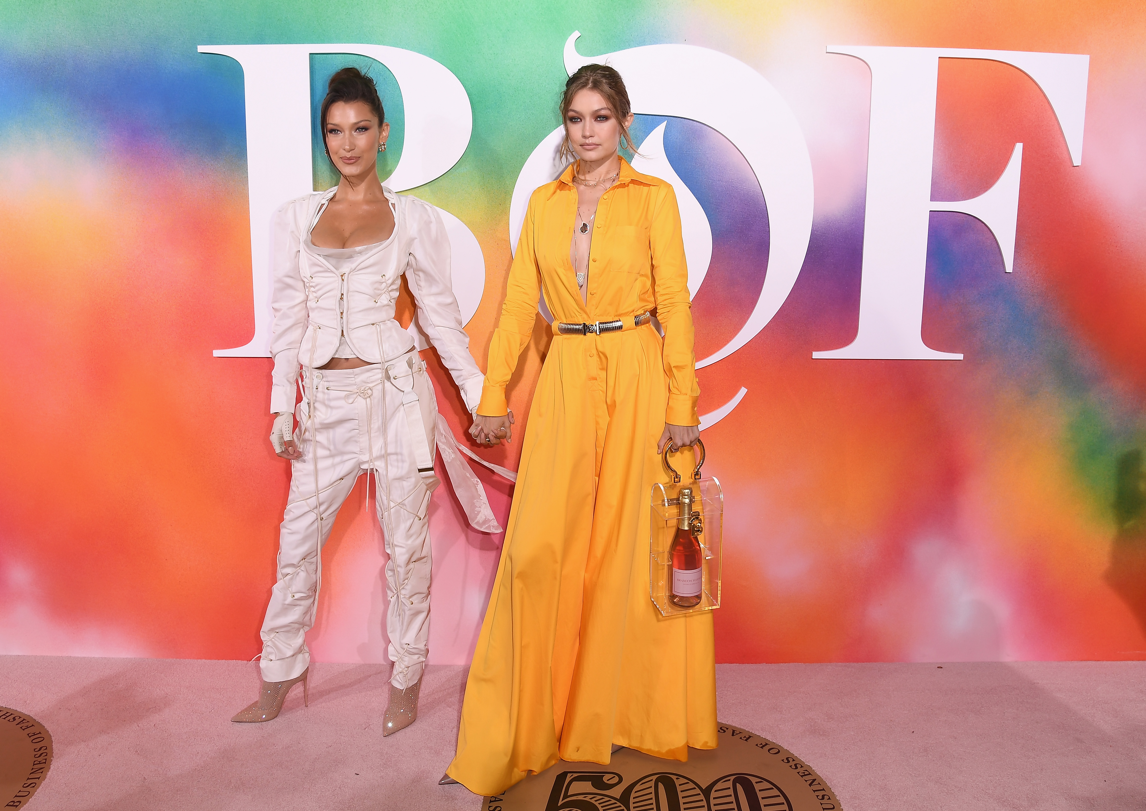 The Business Of Fashion Celebrates the #BoF500 2018 – Red Carpet Arrivals