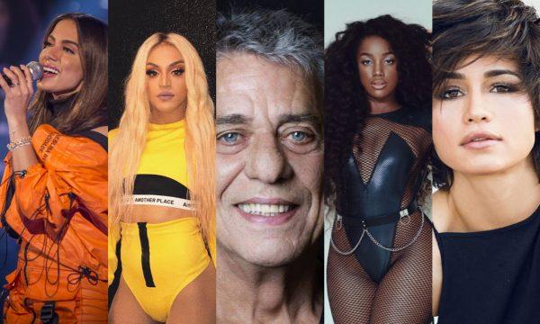 Anitta, Pabllo Vittar, Chico Buarque, Iza e Nanda Costa são indicados ao Grammy Latino 2018; confira a lista