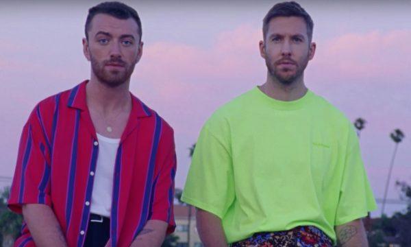 Tá muito gay! Amamos! Sam Smith e Calvin Harris lançam clipe MARAVILHOSO do HINO 'Promises': vem ver