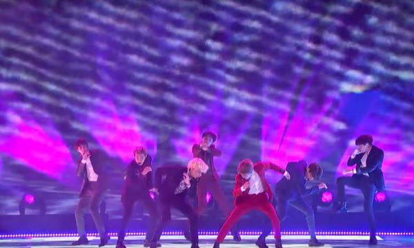 "'America's Got Talent': Grupo BTS apresenta ""Idol"" pela primeira vez na TV americana"