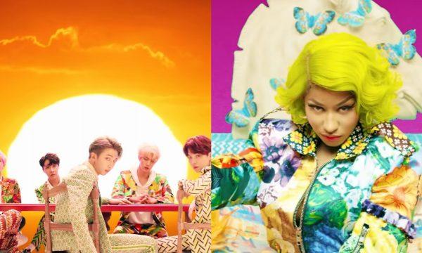 'Idol': Parceria entre BTS e Nicki Minaj ganha vídeo com MUITA coreo; assista!
