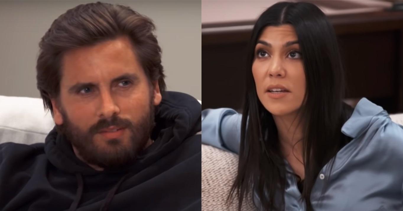 Kourtney Kardashian está arrependida de término com Scott