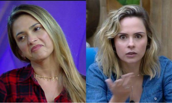 A Fazenda 10: Nadja Pessoa revela plano contra Ana Paula Renault: 'Pego os cocôs e passo no colchão dela'