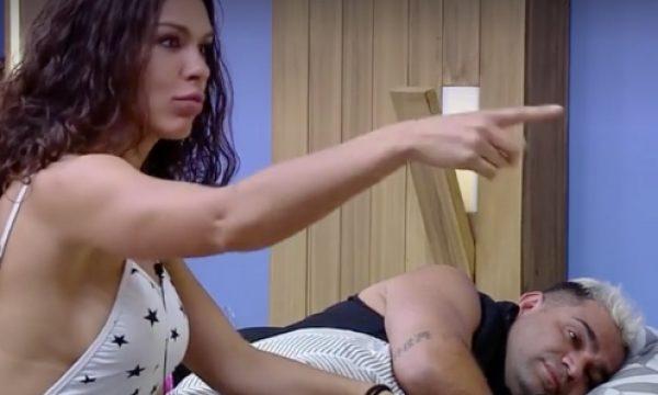 'A Fazenda 10': Fernanda, Nadja e Evandro criticam Gabi Prado por causa da Prova de Fogo