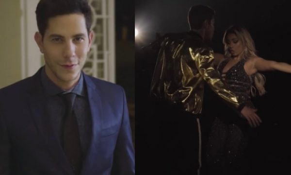 'Conectar': novo clipe de Christian Chávez com Lexa dá show de sensualidade; assista