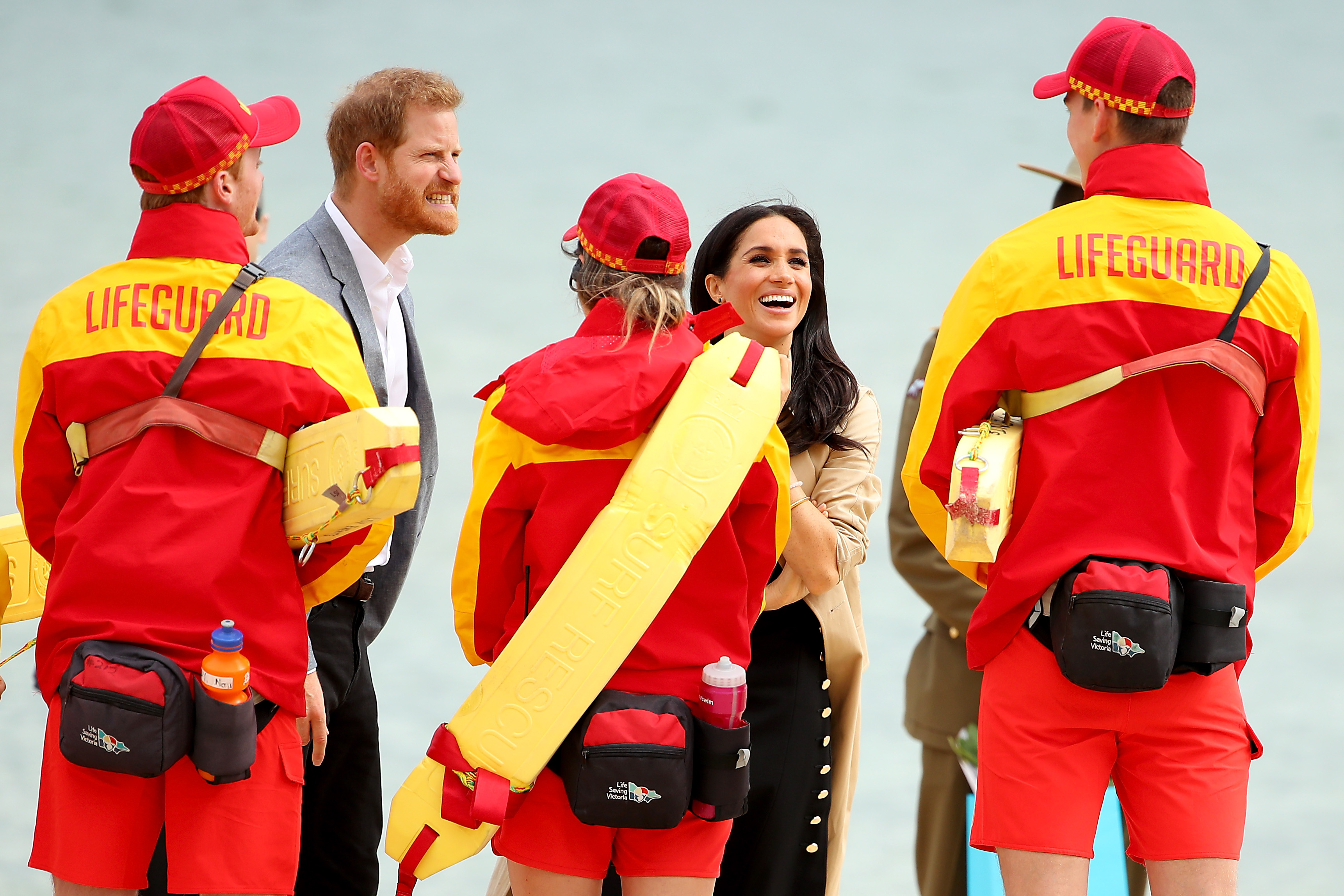 The Duke And Duchess Of Sussex Visit Australia – Day 3