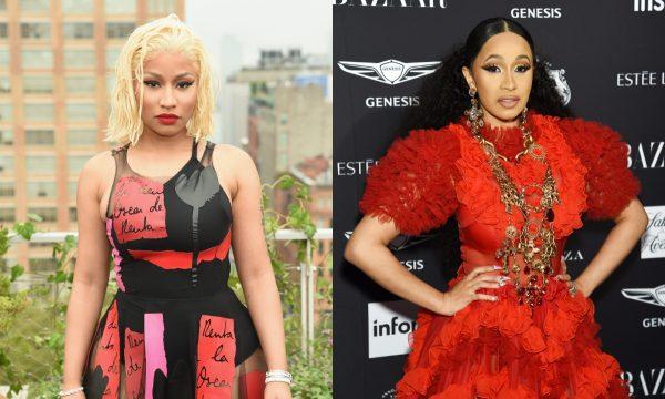 Afrontosa! Nicki Minaj lança linha de produtos inspirada em treta com Cardi B