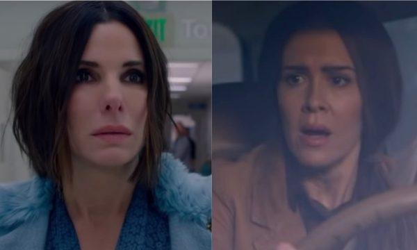 Sandra Bullock e Sarah Paulson enfrentam invasão alienígena no tenso trailer de 'Bird Box', da Netflix