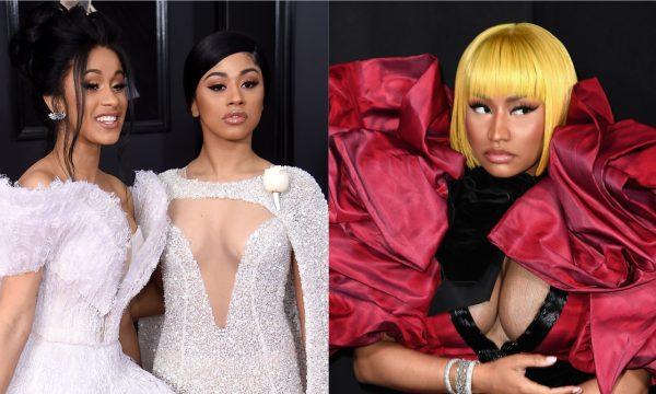 Irmã de Cardi B acusa Nicki Minaj de divulgar telefone da rival e expõe ameaças horríveis; Nicki revela que amiga espancou Cardi