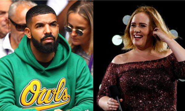 Drake descobre que Adele assistiu a seu show e tem a melhor reação; confira!