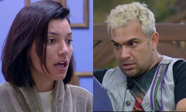 'A Fazenda 10': Após acusação de homofobia, Gabi Prado surta, chora e faz barraco com Evandro Santo; vem ver!