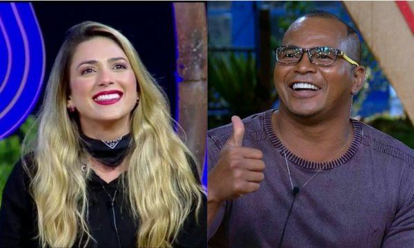 'A Fazenda 10': Rafael Ilha vence prova do fazendeiro e Nadja e Chulapa vão para a roça; veja vídeos