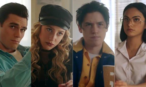 'Riverdale': Turma aparece como seus respectivos pais na prévia do episódio de flashback; assista