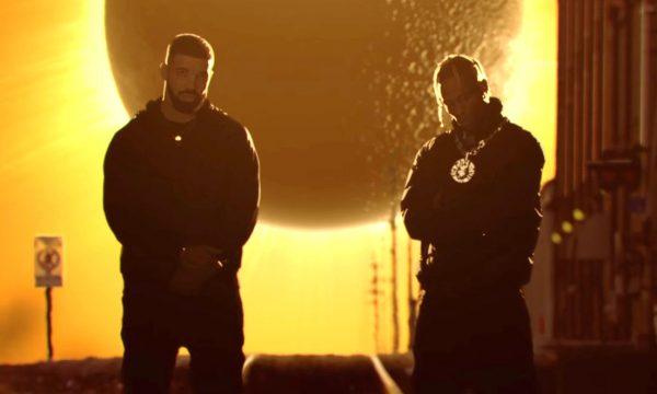 """Travis Scott e Drake curtem rolê alucinante no clipe da parceria """"Sicko Mode""""; vem assistir"""