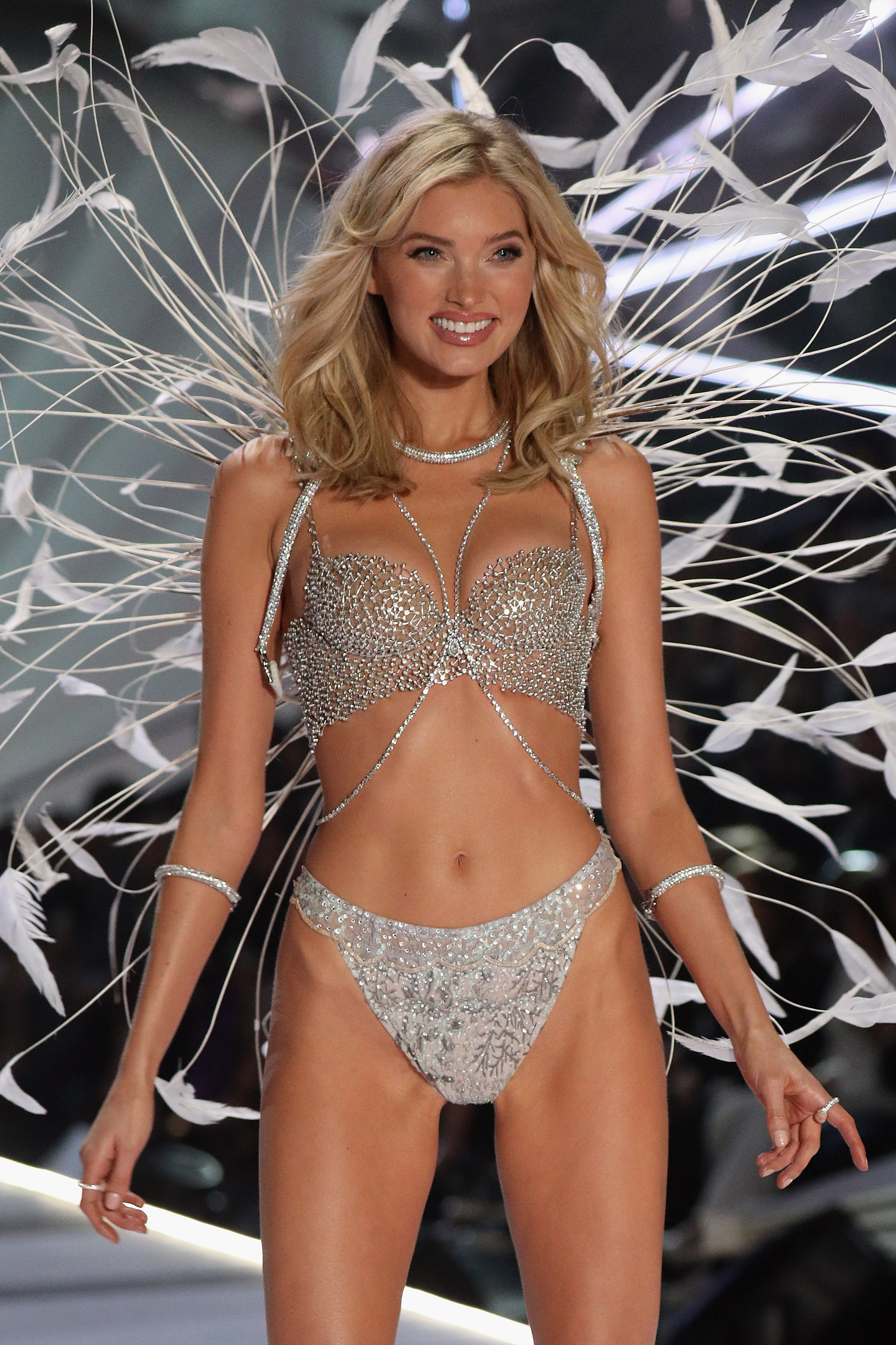 Swarovski Sparkles In The 2018 Victoria's Secret Fashion Show
