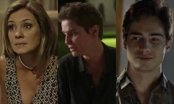'Segundo Sol': Karola salva Valentim de tiro de Laureta, e rapaz fica decepcionado com situação