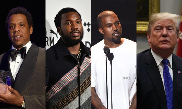 Em música com Meek Mill, Jay-Z menciona Kanye West e AFRONTA Donald Trump; vem conferir!