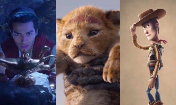 Além de 'O Rei Leão', confira lista dos lançamentos da Disney no cinema em 2019!