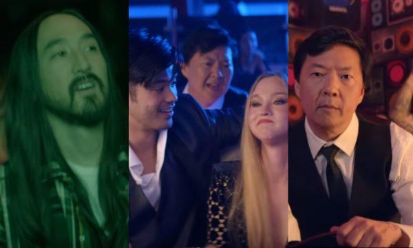 """Com Ross Butler, BTS e Steve Aoki estreiam clipe dançante para """"Waste It On Me""""! Vem assistir que tá bapho!"""