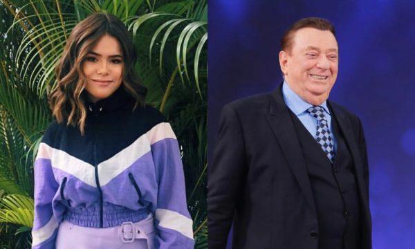 É fake! Maisa Silva se pronuncia sobre polêmica com Raul Gil e divulga áudio original de conversa: 'Oportunistas!'