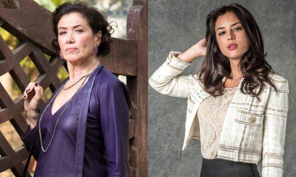 'O Sétimo Guardião': Por interesse, Valentina revela quem é o pai de Gabriel e passado traumático para Laura