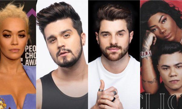 Álbum novo de Rita Ora; feat dançante de Alok e Luan Santana e parceria gostosinha de Ludmilla com Felipe Araújo são destaques nos 'Lançamentos de Sexta'