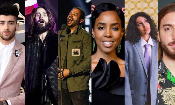 Música nova de Zayn; feat de 30 Seconds to Mars com Projota; retorno de Kelly Rowland e álbuns de Alessia Cara e Clean Bandit são destaques nos 'Lançamentos de Sexta'