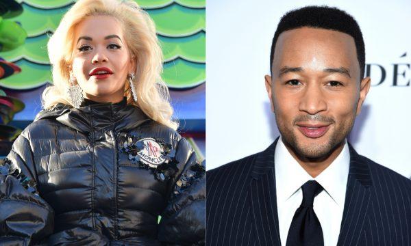 John Legend defende Rita Ora após cantora ser criticada por playback em evento de Ação de Graças; confira!