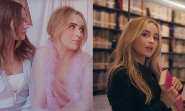 Sabrina Carpenter e Joey King são melhores amigas em clipe inspirado em 'Legalmente Loira'; assista a 'Sue Me'