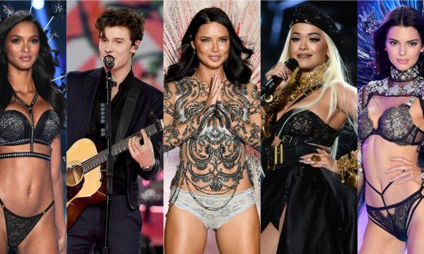 'VSFS 2018' tem despedida de Adriana Lima e performances de Shawn Mendes, Rita Ora e mais; veja vídeos