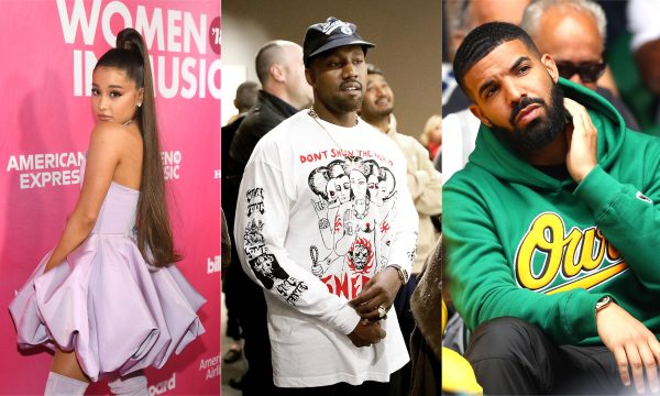 Ariana Grande lança música romântica e 'alfineta' briga de Kanye e Drake; vem conferir 'Imagine'