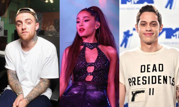 Ariana Grande cobre tatuagem feita para ex-noivo Pete Davidson com homenagem fofa a Mac Miller; confira!