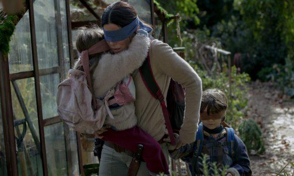 Bird Box: Visual de criatura aterrorizante do filme finalmente é revelado; veja imagens