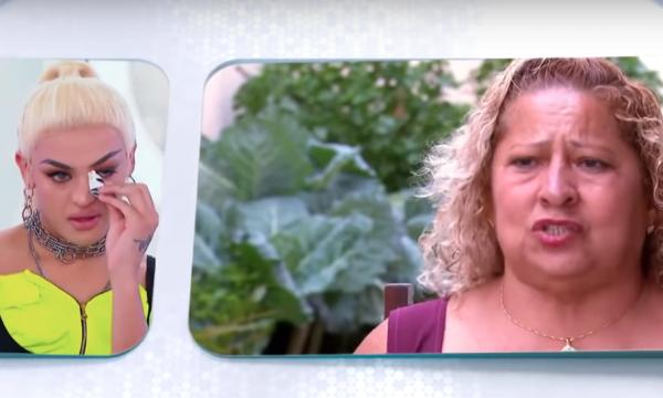 Mãe de Pabllo Vittar dá o depoimento mais LINDO e EMOCIONANTE sobre o filho no programa 'Eliana': 'Razão da minha vida!'