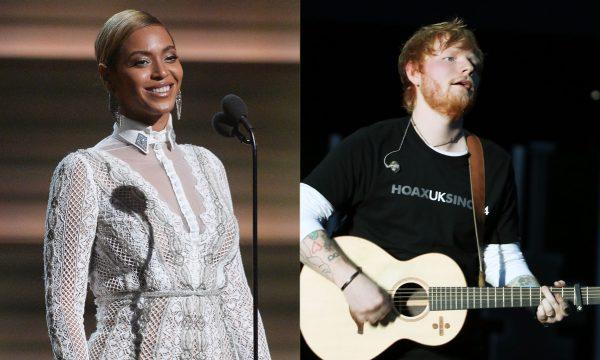 LINDO! Beyoncé e Ed Sheeran cantam o hino 'Perfect' juntos pela primeira vez; vem assistir