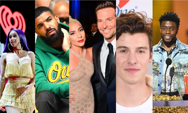 Divulgados os indicados ao Grammy 2019; confira a lista