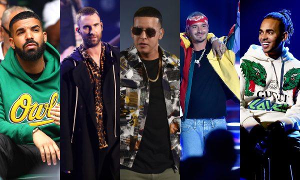 Divulgada lista dos 10 clipes mais vistos do YouTube em 2018; Música latina domina! Vem ver