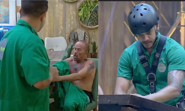 A Fazenda 10: Rafael discute com Evandro após prova; Caique conquista primeira vaga na final; veja vídeos