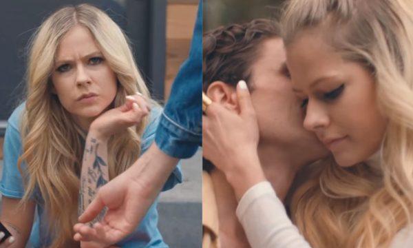 "Avril Lavigne vive drama amoroso no lindo clipe da baladinha ""Tell Me It's Over""; vem assistir"
