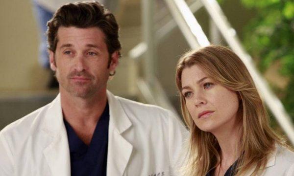 """Ellen Pompeo revela que não fala com Patrick Demspsey desde a saída do ator de """"Grey's Anatomy"""""""